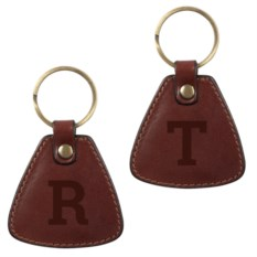 Парные брелоки для ключей с вашими буквами