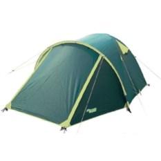 Зеленая туристическая палатка GreenLand West 3