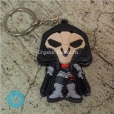 Брелок Overwatch Reaper
