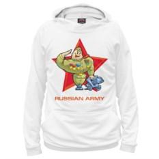 Худи Армия России. Бравый солдат