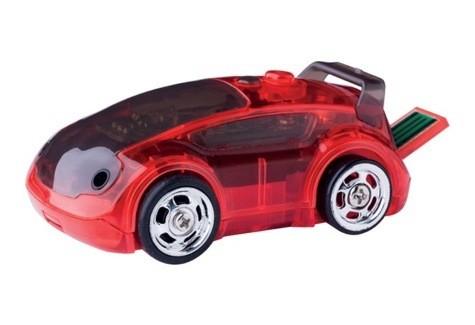 Микроробот Машинка, красный