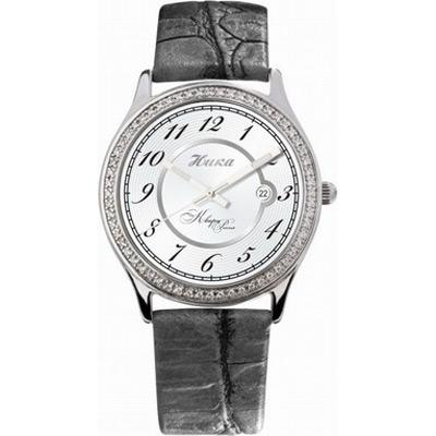 Серебряные часы НИКА — «Авеню»
