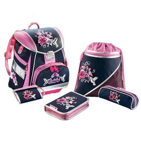 Школьный рюкзак с наполнением Колибри