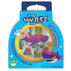 Игрушка Акула-акробат Тигра с аквариумом