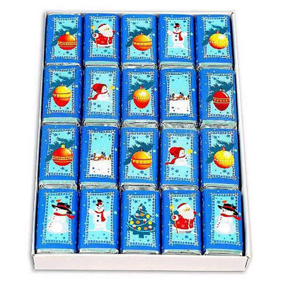 Набор шоколадок «Новогодний»