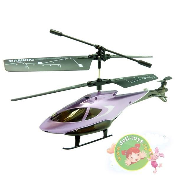 Радиоуправляемый вертолет с гироскопом Syma S100G