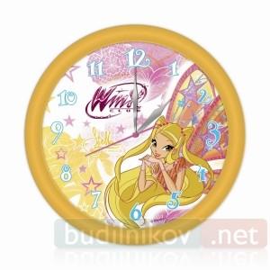 Детские настенные часы Winx Стелла
