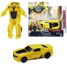 Игрушка-трансформер Transformers 5: Уан-степ Бамблби