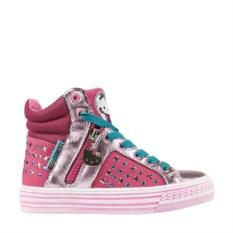 Розовые кеды для девочек Hello Kitty