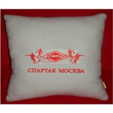 Белая подушка Футбольное поле – Спартак