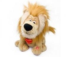 Поющая игрушка Лев - львиное сердце