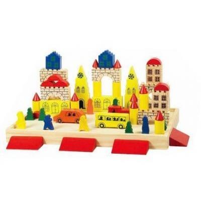 Детский конструктор  Замок