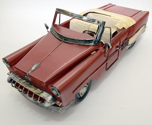 Модель кабриолета