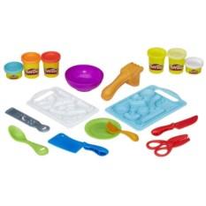 Игровой набор Приготовь и нарежь на дольки Play-Doh