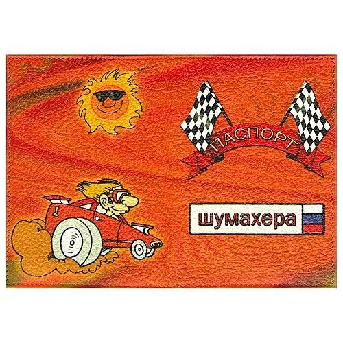 Обложка для паспорта/водительского удостоверения