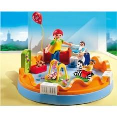 Конструктор Playmobil City Life Preschool Детский сад
