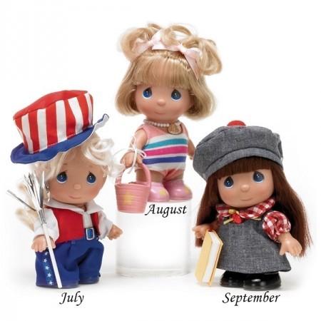 Кукла July Calendar Cutie - Mini Moments