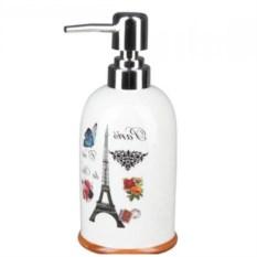 Керамический дозатор для жидкого мыла Paris