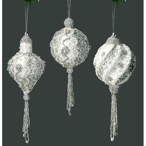 Венецианские серебряные украшения