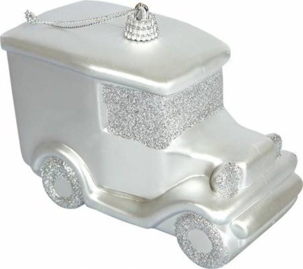 Новогоднее елочное украшение Машина