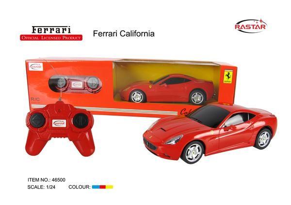 Радиоуправляемая машина Ferrari California