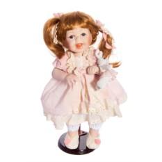 Коллекционная фарфоровая кукла Дарина