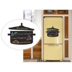 Магнитная доска на холодильник Кастрюляка
