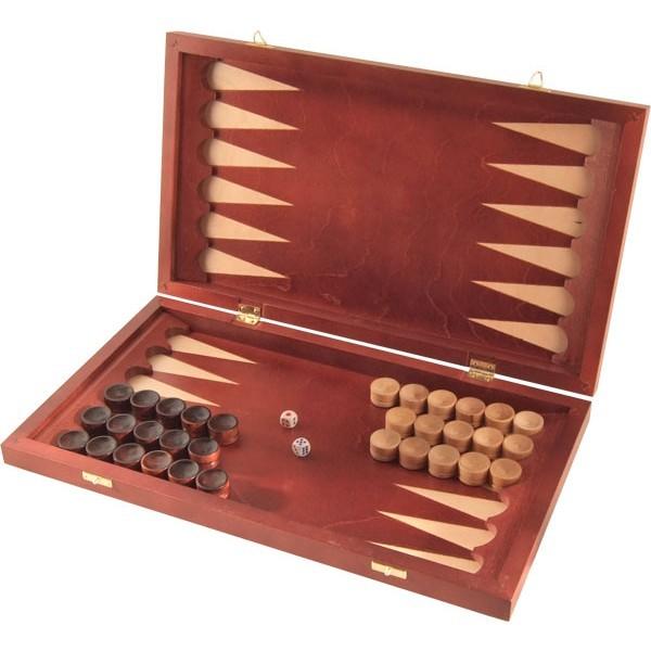 Игра Нарды 48х27 см. в подарочной коробке.