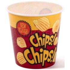 Стакан для чипсов Chips! Chips!