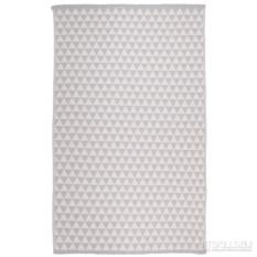 Серое детское полотенце Hills Pestemal 90х160 см