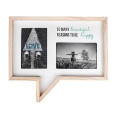 Рамка для 2-х фото Счастливые моменты