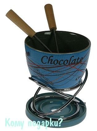 Фондюшница для шоколада