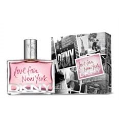 Парфюмированная вода Donna Karan Dkny Love From New York
