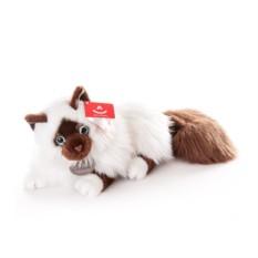 Мягкая игрушка Aurora Кошка сиамская, 45 см