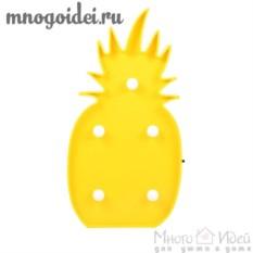 Светодиодный декоративный ночник Сочный ананас