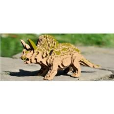 3D-пазл «Торозавр»