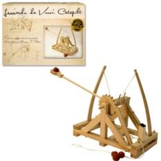Сборная деревянная модель «Катапульта»