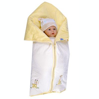 Конверт одеяло на молнии