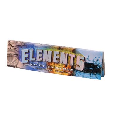 Папиросная бумага Elements King Size Ultra Thin
