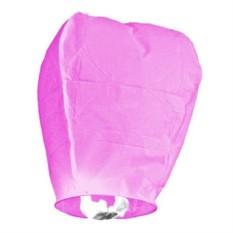 Небесный фонарик Розовый Конус