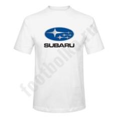 Мужские футболки с авто логотипом (на выбор)