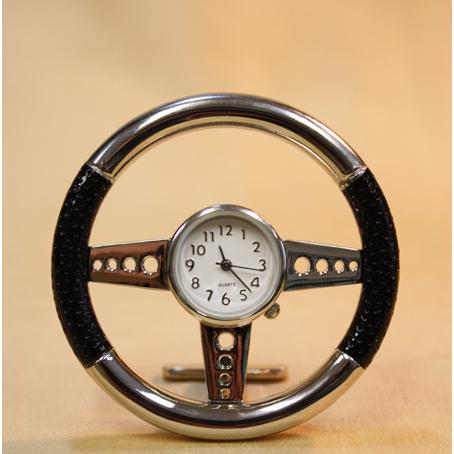 Настольные часы «Руль»