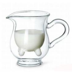 Кувшин для молока-вымя Веселый молочник 100% milk