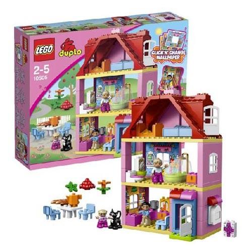 Конструктор Lego Duplo Кукольный домик