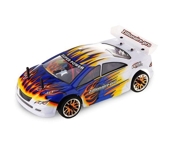 Радиоуправляемая машина Zillonaire PRO Racing Сar 4WD