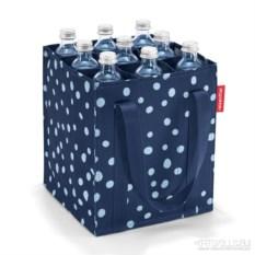 Сумка-органайзер для бутылок bottlebag spots navy