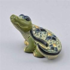 Керамическая статуэтка Детеныш крокодила
