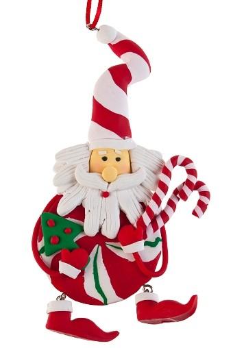 Новогодняя фигурка Сладкий Дед Мороз