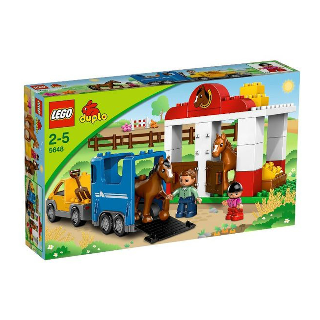 Набор Lego «Конюшня»