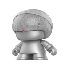 Серебристая беспроводная портативная колонка Grand XBoy